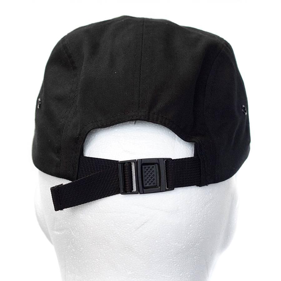 KWO 5-Panel Cap - Black