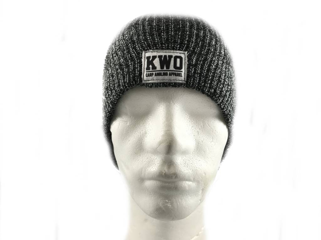 KWO Beanie Fijn - Heather Grey