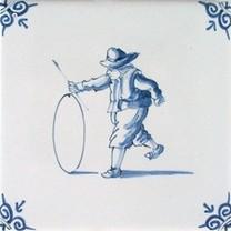 Dutch Delft tiles classic