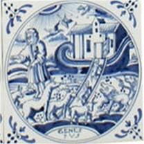 Biblical tiles