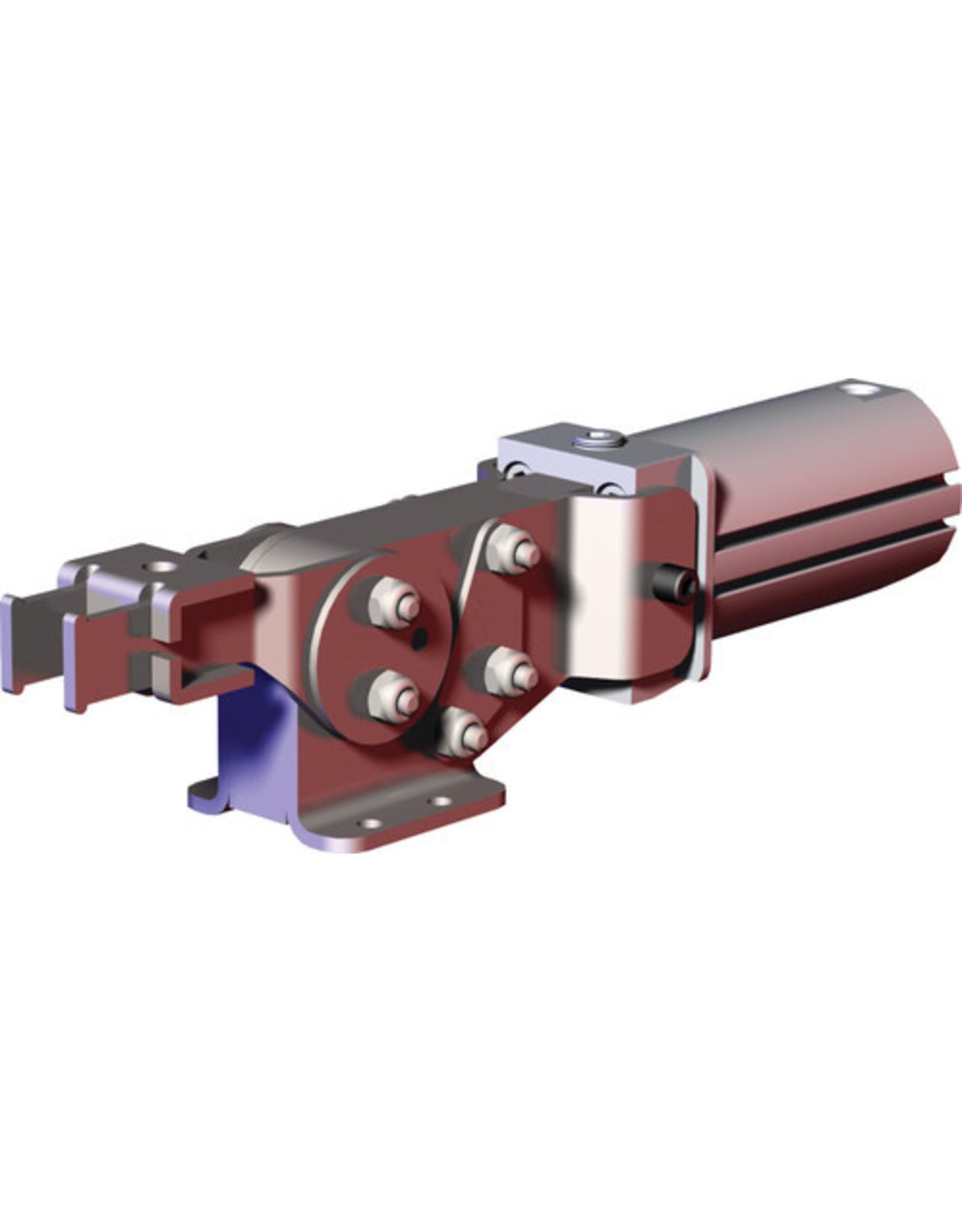 Pneumatische krachtspanners 8021-UE