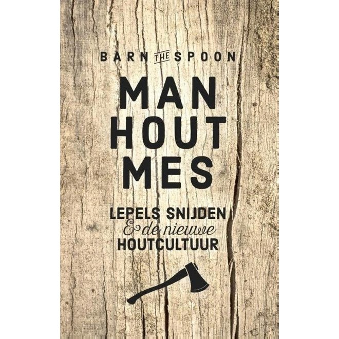 Barn The Spoon, Man, Hout, Mes