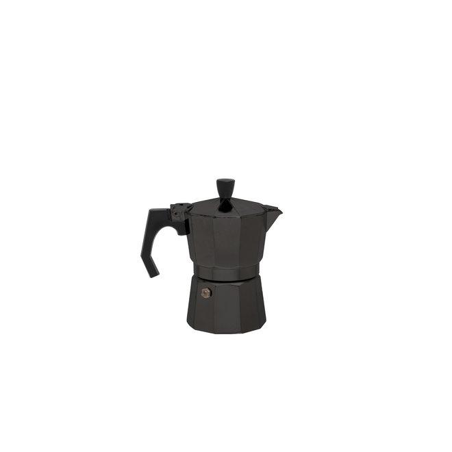 Espresso 3 - kops percolator Zwart