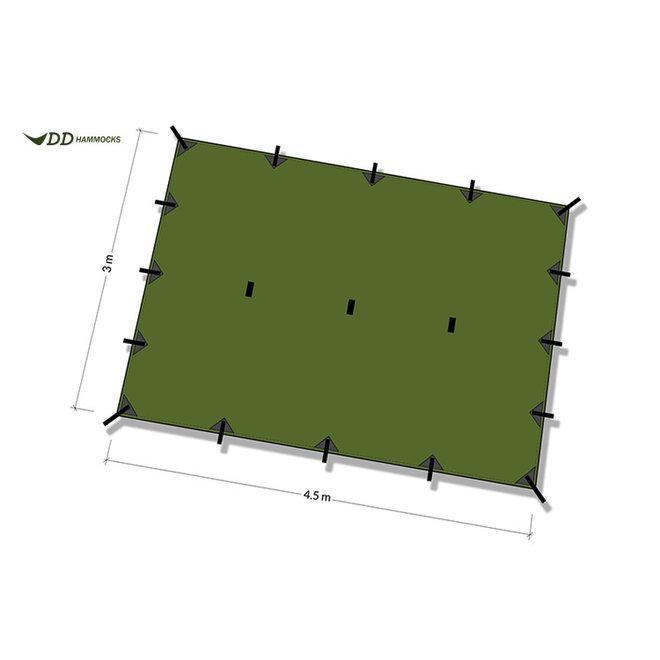 Tarp XL – Olive Green