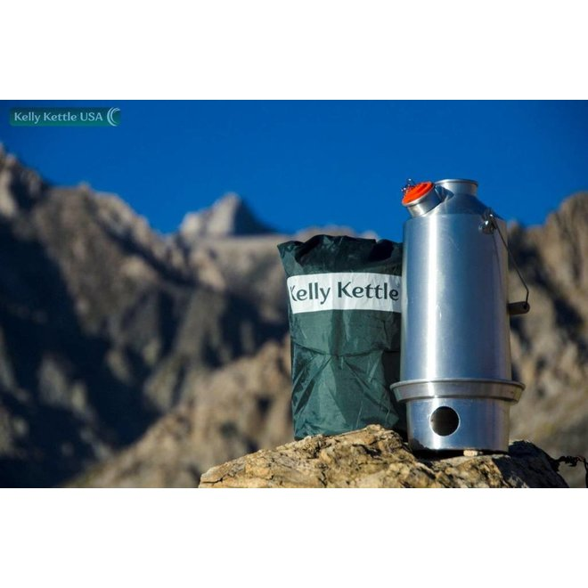 Large 'Base Camp' 1.6ltr - Stainless Steel