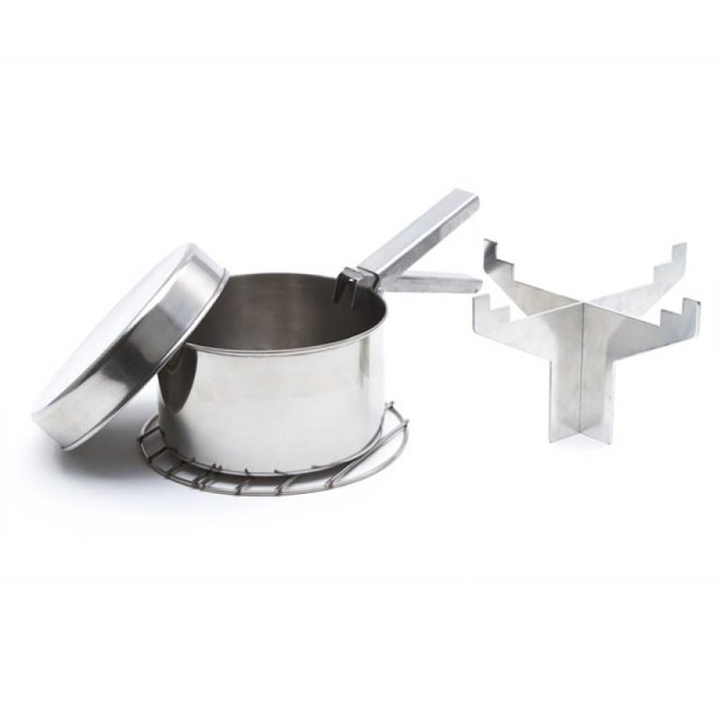 Ultimate 'Scout' Kit - Stainless Steel NEW