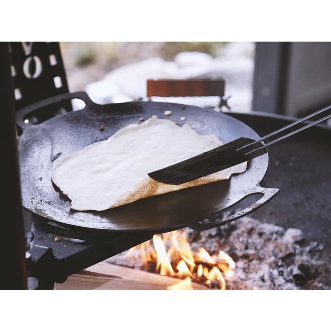 Griddle Pan - Grillplaat met Coverbag - 58 cm