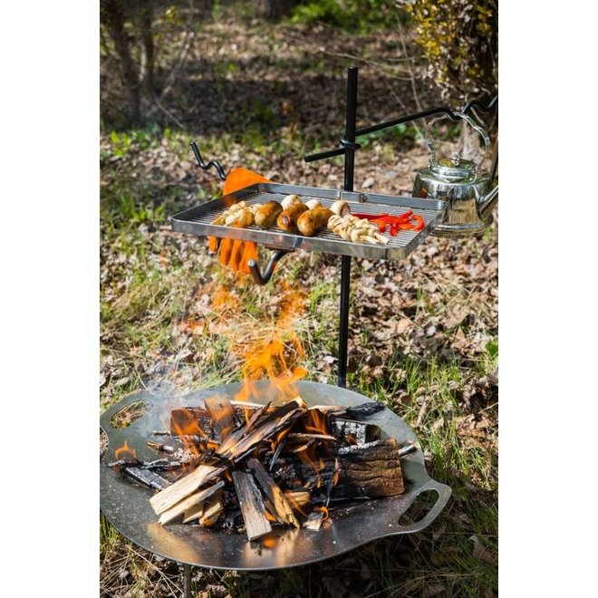 Fire Anchor grill standaard