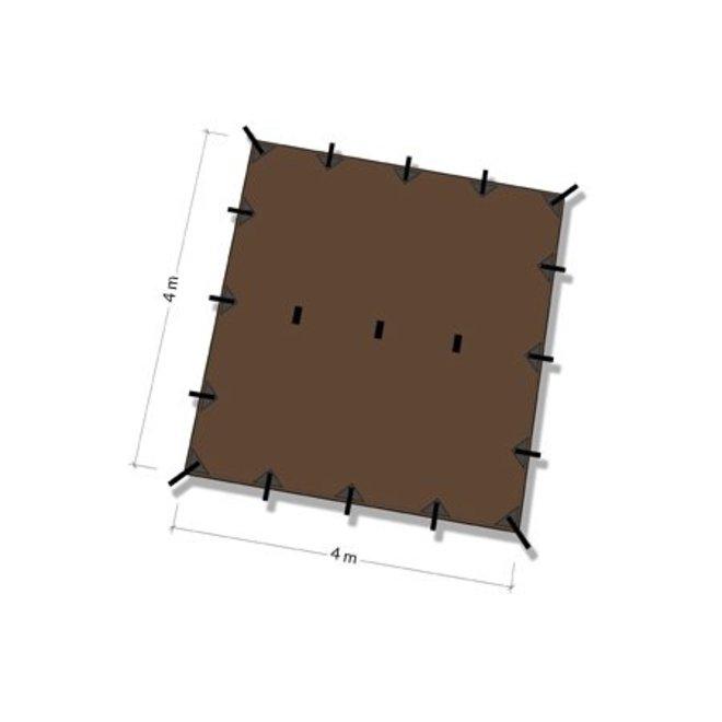 Tarp 4x4 – Coyote Brown