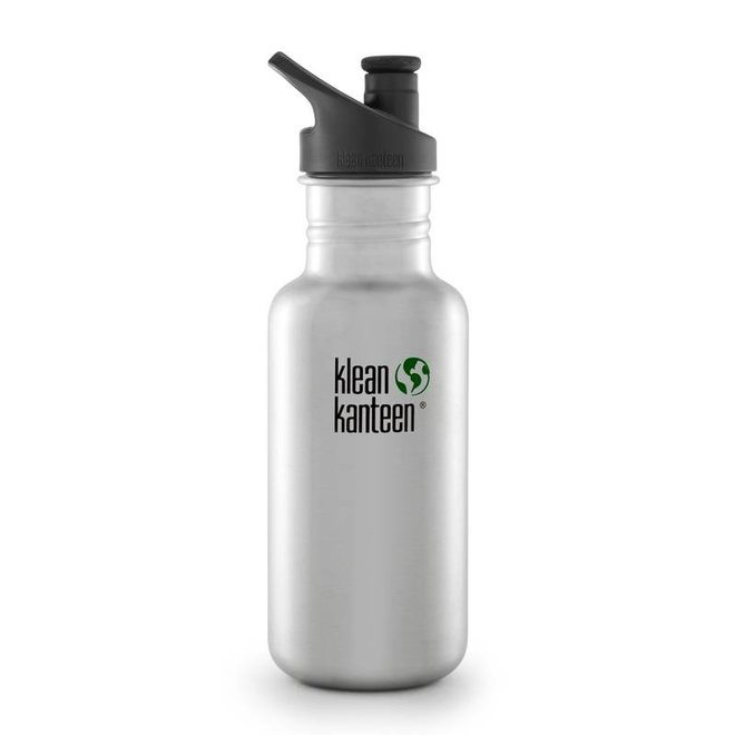 Classic 18oz - Brushed Stainless