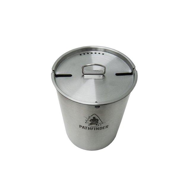 RVS Drinkbeker 1,42 L met deksel