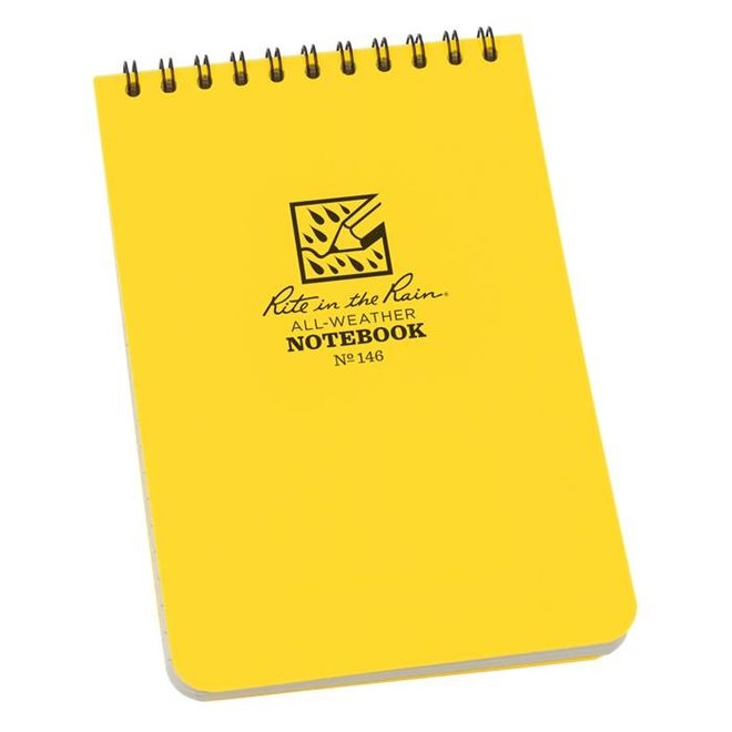 All-Weather Notebook Nr.146