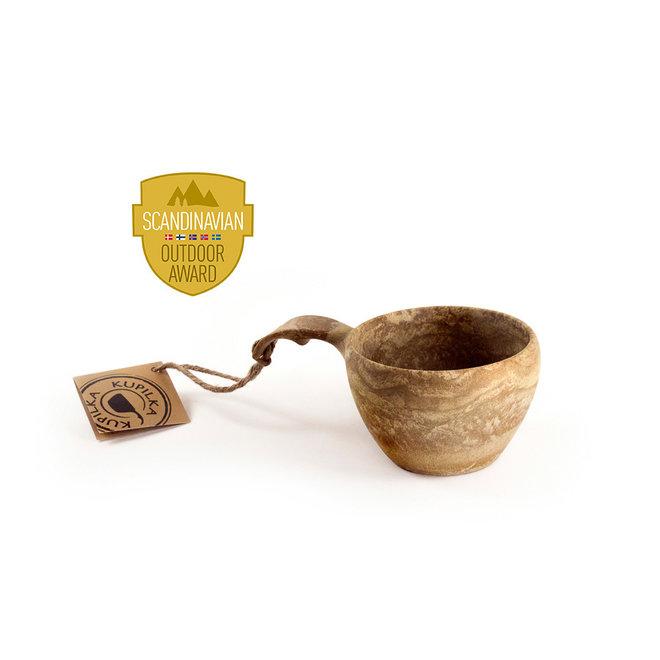 37 - Large cup/Kop - Original (bruin)