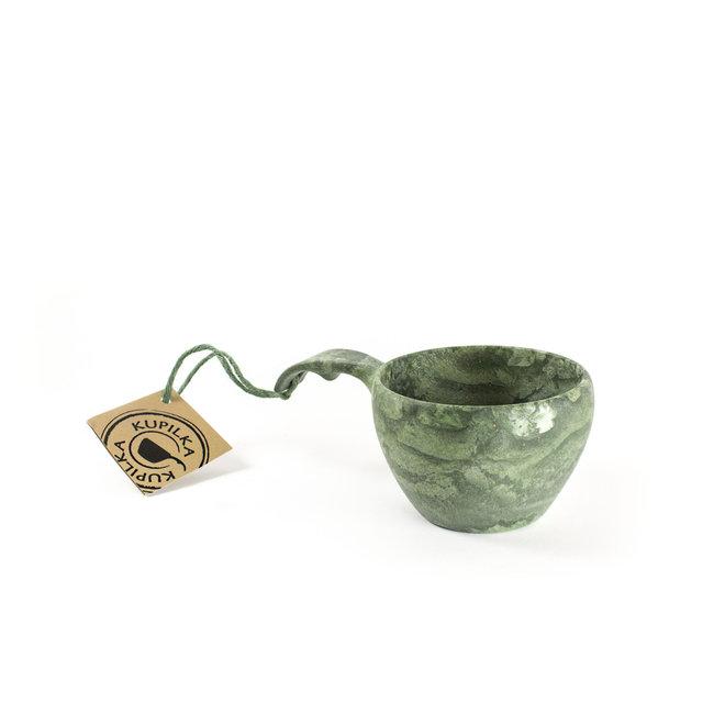 37 - Large cup/Kop - Conifer (groen)