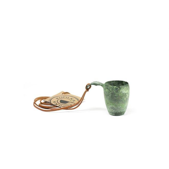 5 Snaps / borrel kopje - Conifer (groen)