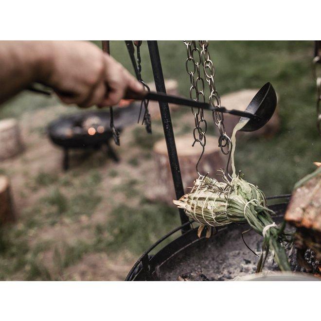Cowboy Cooking Ladle / Pollepel