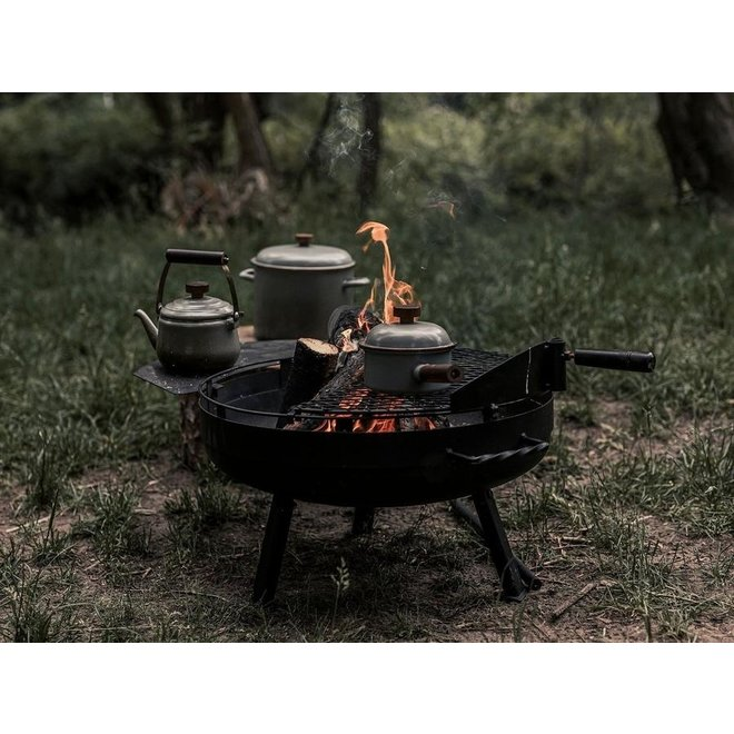 Cowboy Fire Pit Grill System / Grill System Small