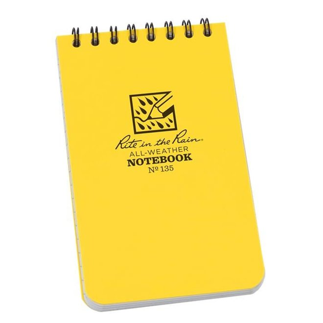 All-Weather Notebook Nr. 135