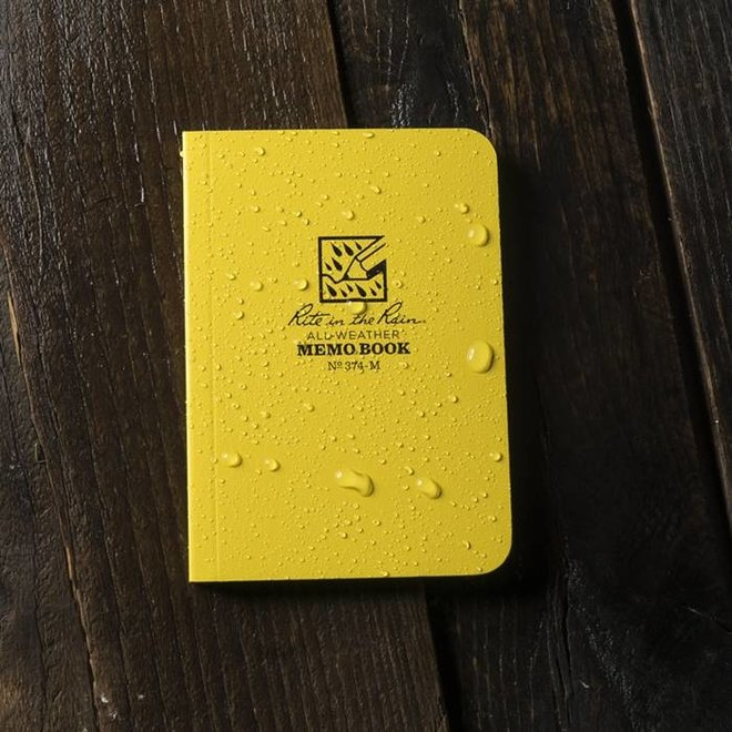 All-Weather Notebook Nr. 374-M