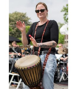 Henk Busscher djembe915 Djembe les Beginners 10 lessons course