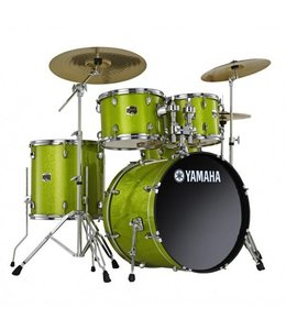 Yamaha GM0F52 drumstel GIGMAKER WHITE GRAPE GLITTER