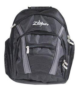 Zildjian Backpack, black, white logo, for laptops