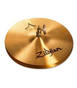 Zildjian Hi-hat A  13 inch New Beat Hats, traditional