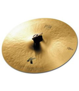 "Zildjian Splash, K Zildjian, 12"", traditional"