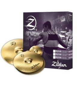 Zildjian PLZ1418 Cymbal set, Planet Z, Pro pack