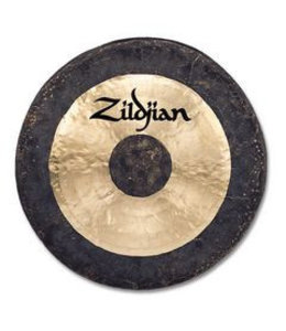 "Zildjian Gong, Hand Hammered, 30"", traditional"