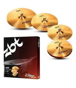 Zildjian Cymbal set ZBT-serie 5-delige set ZBTP390