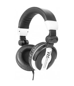 PD Power Dynamics PH200 DJ Koptelefoon Wit