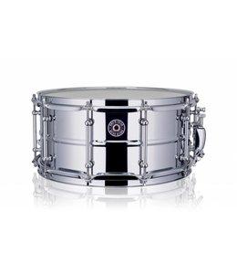 "Drum Gear snaredrum SnareWorks chrome steel 14 x 6.5"" DGS_S1465"