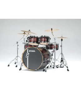 Tama SUPERSTAR SL52HXZB5-RTB CUSTOM HYPER DRIVE - RED BURST TITANIUM