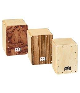 Meinl SH50-set mini cajon shaker compact 3 stuks