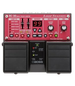 Boss RC30 loopmachine loop station
