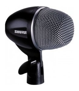 Shure Dynamische PG52 Kick Drum Bass Drum Mikrofon