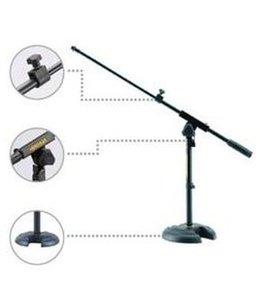 Hercules MS-120B Microfoon stand straight