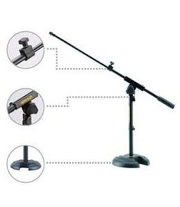 Hercules MS120B Microfoon stand with boom