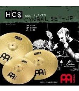 Meinl HCS141620  Cymbal Set Becken