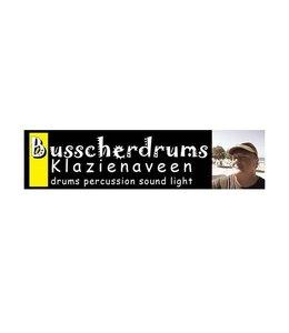 Busscherdrums Drums monteren & Stemmen  - Tuning