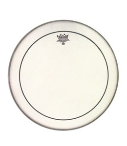 REMO PS-0114-00 Pinstripe 14 inch coated  ruw wit voor tom, snaredrum & floortom