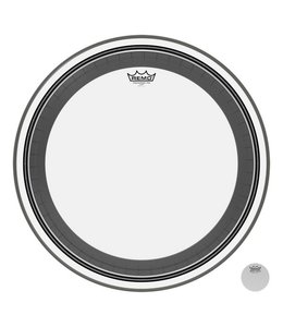 REMO PR 1320-1300 Power Pro Klare 20-Zoll-Bass-Drum-Haut
