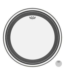 REMO Remo PR-1322-00 Powerstroke Pro Clear 22 inch bassdrum vel
