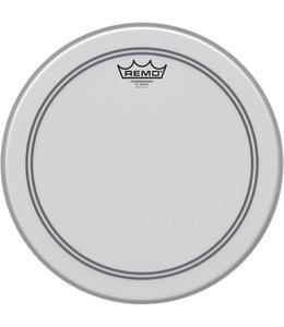 "REMO P3-0114-BP Powerstroke 3 coated ruw wit 14"" tom vel"