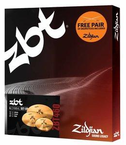 Zildjian Cymbal set ZBT PRO 460 BOX SET ZBTP460