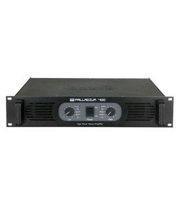 DAP DAP-Audio P-400 Stereo Power Amplifier, Black D4131B