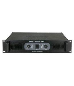 DAP DAP-Audio P-500 Stereo Power Amplifier, Black D4132B