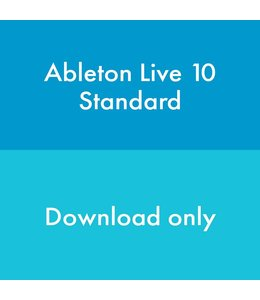 Ableton LIVE 10 STANDARD 88178 download
