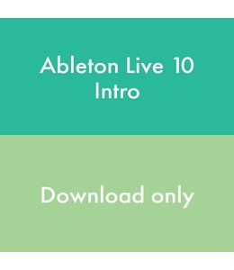Ableton Live 10 Intro  download 88183
